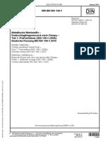 DIN EN ISO 148-1
