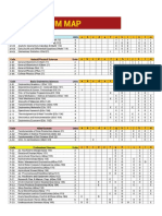 Curriculum Map - BS in Agricultural Engineering