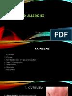 Food Allergies [Salvat Automat]