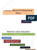 Human Values & Professsional Ethics
