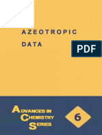 AZEOTROPIC DATA (Advances in Chemistry Volume 6).pdf