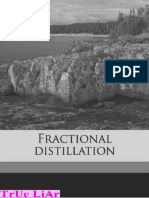 Fractional Distillation (1903)