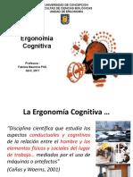 Ergonomia Cognitiva 2017