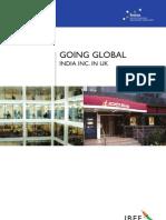 Executive Summary Indian Companies in UK