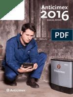 Anticimex Annual Report 2016