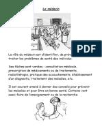Le métier de médecin.pdf