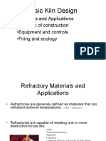 Lec 2 Refractories Kiln Design 2011