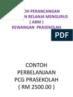 82839008 Contoh Abm Prasekolah 2012