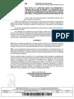 Resolución de 31 de Julio de 2017 - Adjudicación Defintivia Catedráticos