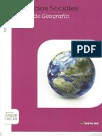 Atlas de Geografia - Ciencias Sociales 5º