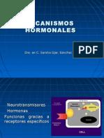 MECANISMOS HORMONALES