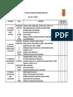 Selección de Actividades y Sesiones con las XO