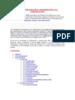 Las tecnologías de la información y la comunicación (TIC'S)