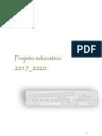 Projecto Educativo 2017-2020 Setembro (1) (1)