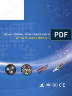 Catalog of Henan Central Plain Cable