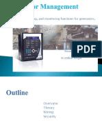 IEEE Generator Protection