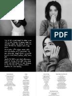 Digital Booklet - Debut (Japan Reissue Edition)