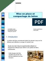Placement Et Compactage - Ppt