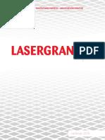 Lasergran Catalogo 2016