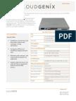 CloudGenix ION 7000 Hardware Data Sheet