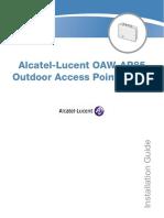 OAW-AP85 Installation Guide Rev01