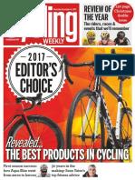 905b054b8cf Cycling Weekly December 14 2017 | Cycle Racing | Uci Pro Tour