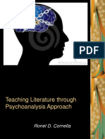 Teaching Literature through Psychoanalysis Approach