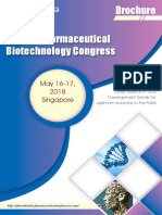 Annual Pharmaceutical Biotechnology Congress