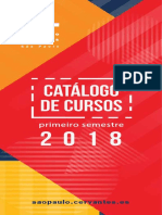 Catalogo Ic 2018 1sem