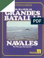 Grandes Batallas Navales 11