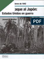 10 - Contraataque Al Japon Los EEUU en Guerra Guadalcanal Febrero de 1942