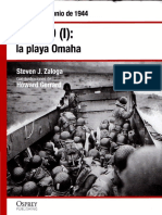 21 - Dia D Playa Omaha - Junio 1944