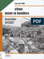 36 - Los Marines Alzan La Bandera en Monte-Suribachi-Iwo-Jima