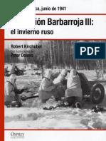 09 - Operacion Barbarroja III El Invierno Ruso Rusia Junio de 1941