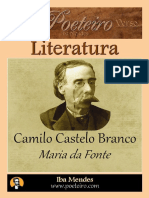 Maria Da Fonte - Camilo Castelo Branco - Iba Mendes