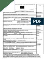 German Embassy Visa Form