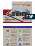 Good Construction Practices