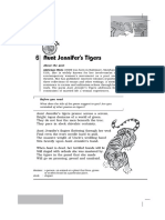 NCERT Class 12 English Poetry Aunt Jennifer's Tigers