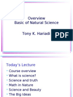 Basic Natural Science