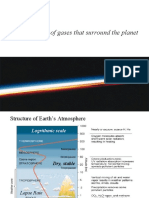 Basic Natural Scinces - Earth Atmosphere