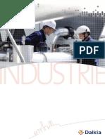 Brochure Dalkia, Industrie