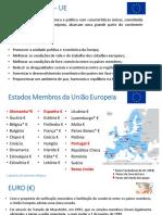 Economia na Alemanha, Portugal, Espanha, Reino Unido