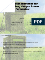 Seminar Bioetanol Fix