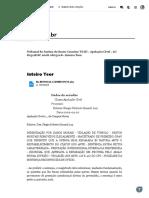 Tribunal de Justiça de Santa Catarina TJ-SC - Apelação Cível _ AC 803118 SC 2008