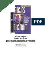 Igrejas Que Oram - Peter Wagner.pdf