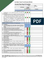 VSP Stage II Checklist