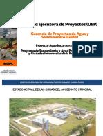 Presentación Acueducto Chaco Central - 19.01.2018 MEDIOS