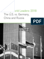 RatingWorldLeaders Report 2018