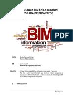 Bim Charla - Informe