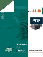 Czerweny Catalogo Motores